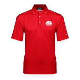 Nike Sphere Dry Red Diamond Polo-