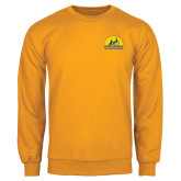 Gold Fleece Crew-