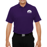 Under Armour Purple Performance Polo-