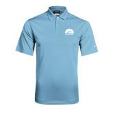 Nike Dri Fit Light Blue Pebble Texture Sport Shirt-