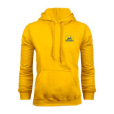 Gold Fleece Hood-