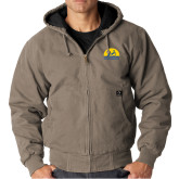 DRI DUCK Cheyenne Gravel Hooded Jacket-