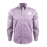 Red House Purple Plaid Long Sleeve Shirt-