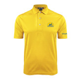 Gold Dry Mesh Polo-Volunteer