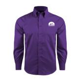 Red House Purple Long Sleeve Shirt-