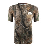 Realtree Camo T Shirt w/Pocket-
