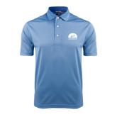 Light Blue Dry Mesh Polo-