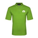 Nike Golf Dri Fit Vibrant Green Micro Pique Polo-