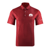 Nike Dri Fit Cardinal Embossed Polo-