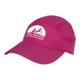 Pink Pace Setter Cap-