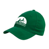 Kelly Green Flexfit Mid Profile Hat-