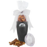 Deluxe Nut Medley Vacuum Insulated Graphite Tumbler-Engraved