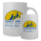 Full Color White Mug 15oz-Kinkeade Campus