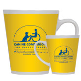 Full Color Latte Mug 12oz-Kinkeade Campus