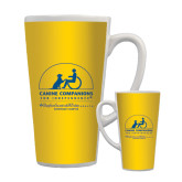 Full Color Latte Mug 17oz-Kinkeade Campus