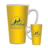 Full Color Latte Mug 17oz-Kinkeade Campus