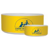 Ceramic Dog Bowl-