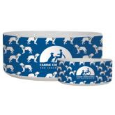Ceramic Dog Bowl-Dog Pattern