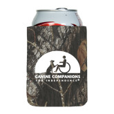 Collapsible Camo Can Holder-