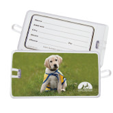 Luggage Tag-Gold Puppy