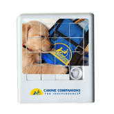 Scrambler Sliding Puzzle-Dog Sleeping