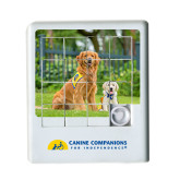 Scrambler Sliding Puzzle-Big Dog with Puppy