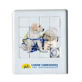 Scrambler Sliding Puzzle-Two Puppies