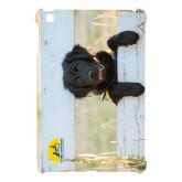 iPad Mini Case-Dog on Fence