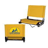 Stadium Chair Gold-