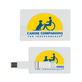 Card USB Drive 4GB-