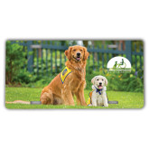 License Plate-Big Dog with Puppy