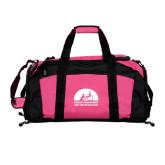 Tropical Pink Gym Bag-