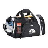 High Sierra Black 22 Inch Garrett Sport Duffel-