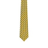 Vineyard Vines Tie Yellow-
