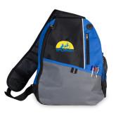Royal Blue Sling Bag-