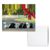 Christmas Note Cards 12/pkg-
