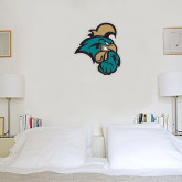 1 ft x 1 ft Fan WallSkinz-Chanticleer Head