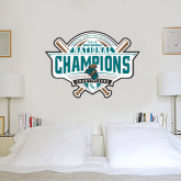 3 ft x 4 ft Fan WallSkinz-2016 NCAA Baseball National Champions