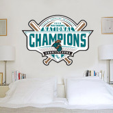 4 ft x 5 ft Fan WallSkinz-2016 NCAA Baseball National Champions