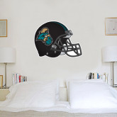 1.5 ft x 3 ft Fan WallSkinz-Helmet w/ Chanticleer Head
