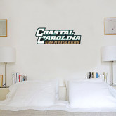 2.5 ft x 4 ft Fan WallSkinz-Coastal Carolina Chanticleers