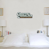 1 ft x 3 ft Fan WallSkinz-Coastal Carolina Chanticleers