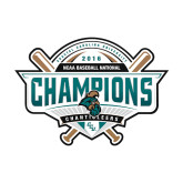 Medium Decal-2016 NCAA Baseball National Champions