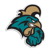 Large Decal-Chanticleer Head, 12 in H