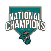 Small Decal-2016 NCAA National Champions Baseball