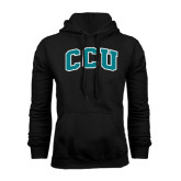 Champion Black Fleece Hood-Arched CCU