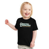 Toddler Black T Shirt-Coastal Carolina Chanticleers