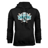 Black Fleece Hoodie-2016 NCAA Baseball National Champions