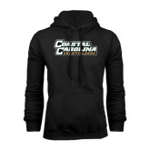 Champion Black Fleece Hood-Coastal Carolina Chanticleers