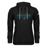 Adidas Climawarm Black Team Issue Hoodie-Coastal Carolina Chanticleers